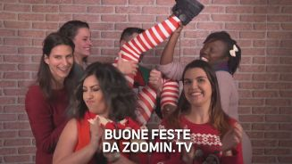 Santa Claus is coming to town… cantata da Zoomin.TV